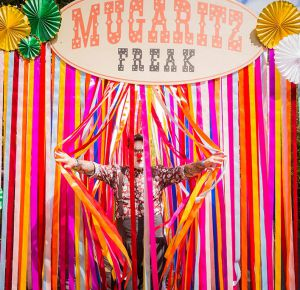 Mibrasa en el 20 aniversario de Mugaritz